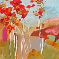 Aspens by Linda Monfort