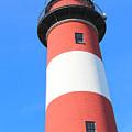 Assateague Lighthouse Abstract by JB Stran