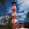 Assateague Lighthouse by Nick Zelinsky