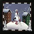 Assembling Frosty by Catherine Holman
