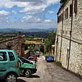 Assisi Italy I by Debbie Oppermann