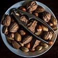 Assorted Nuts by Kaleidoscopik Photography