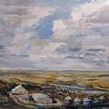Abbey Farm by Helen Campbell