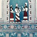 Assyrian King, C720 B.c by Granger