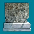 Assyrian Relief 02 by Robert Hayes