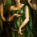 Astarte Syriaca Dante Gabriel Rossetti by Eloisa Mannion