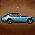 Aston Martin DB2 by Mark Rogan