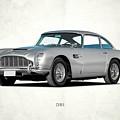 Aston Martin Db5 by Mark Rogan