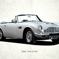 Aston Martin Db6 by Mark Rogan