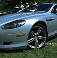 Aston Martin Db9 by Bill Ryan