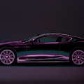 Aston Martin Dbs V12 2007 Painting by Paul Meijering