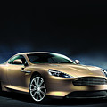Aston Martin Dragon 88 Limited Edition 2 by Alice Kent
