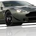 Aston Martin Lmv/r by Dorothy Binder