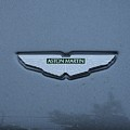 Aston Martin Logo # 1 by Marcus Dagan