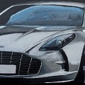 Aston Martin One-77 by Richard Le Page