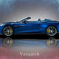 Aston Martin Vanquish Volante by Mark Rogan