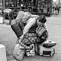 Bag Lady by Eric Lake
