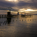 Astoria-megler Bridge 2 by Lee Santa
