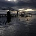 Astoria-megler Bridge by Lee Santa