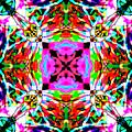 Astra Rose by Blind Ape Art
