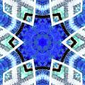 Astral Star Mandala by Ethel Mann