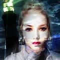 Astrid Has A Secret, She Wouldn't Say A Word by Maciej Mackiewicz