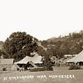 At Atascadero War Manuevers Circa 1915 by California Views Archives Mr Pat Hathaway Archives