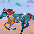 At Full Gallop by Tracy Miller