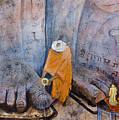 At His Feet by Samanvitha Rao
