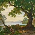 At Lake Sempach by Robert Zuend