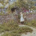 At Sandhills by Helen Allingham