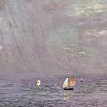 At Sea by Nikolay Nikanorovich Dubovskoy