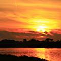 At Sunset  by Martina Fagan