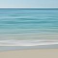 At The Beach by Karin Pinkham