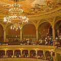 At The Budapest Opera by Madeline Ellis