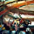 At The Bull Ring by Bob Dornberg