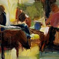 At The Credit Loan Desk by Bob Dornberg