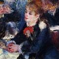 At The Milliner S by Renoir PierreAuguste