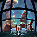 At The Pillars Of Creation by Walter Neal