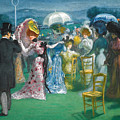 At The Races by Louis Anquetin