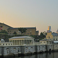 At The Waterworks - Phildelphia by Bill Cannon