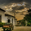 Atardecer Suchitoto by Totto Ponce