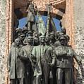 Ataturk Statue by Bob Phillips