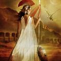 Athena by Mary Hood