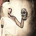 Athena by Lourry Legarde