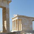 Athena Nike Temple by S Paul Sahm