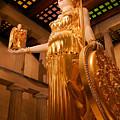 Athena With Nike by Kristin Elmquist