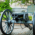 Athens Double-barreled Cannon by Brian Jannsen