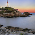 Atkinson Point Lighthouse by Jacqui Boonstra
