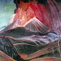 Atl: Volcano, 1943 by Granger